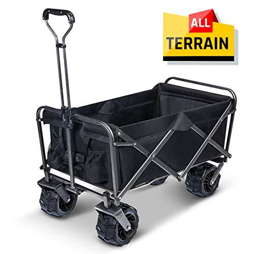 in budget affordable TOOCA Beach Wagon Folding SUV, Wide SUV …