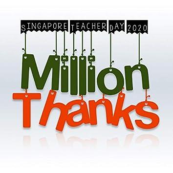 Million Thanks (Teacher Day Song)