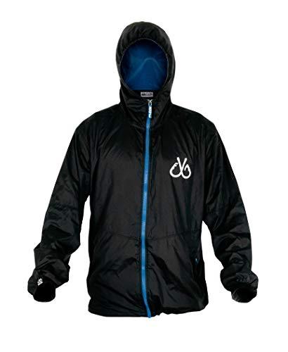Filthy Anglers Lightweight Windbreaker Jacket for Fishing, Hiking, Outdoors, Packable Men & Women :...