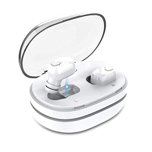 Somerdy Cuffie Senza Fili Bluetooth 5.0 Cuffia Stereo 3D Cuffie Auricolari Wireless Senza Fili con Microfono