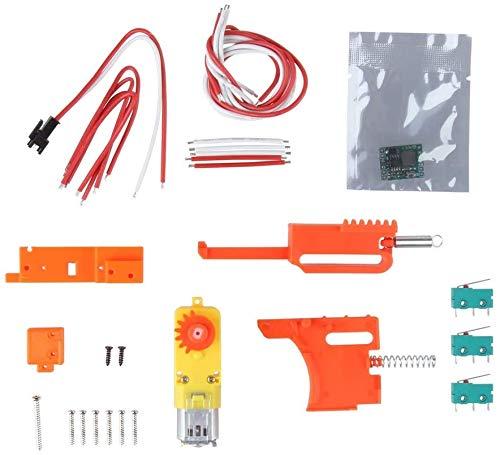 WORKER Kit de motor 130 totalmente automático para Nerf N-Strike Elite Stryfe Modify