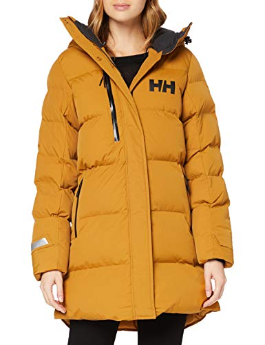 Helly Hansen Parka para mujer Adore Puffy, Mujer, Chaqueta, 53205, Spice, large