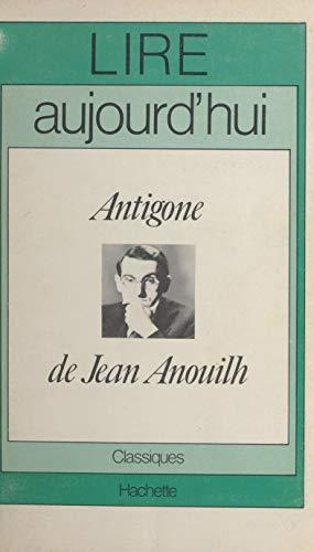 Antigone de Jean Anouilh