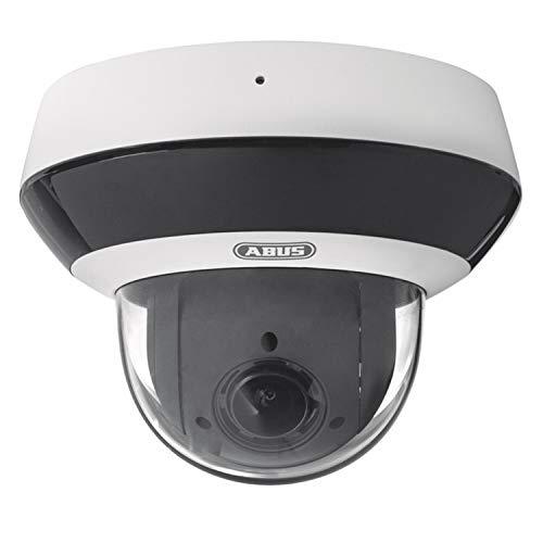 ABUS TVIP82560 Performance Line Profi IP Videoüberwachung PoE Überwachungskamera 2MPx W-LAN PTZ Dome-Kamera 24/7 Schutz 360° Rundumblick bei Wind und Wetter Sicherheit microSD