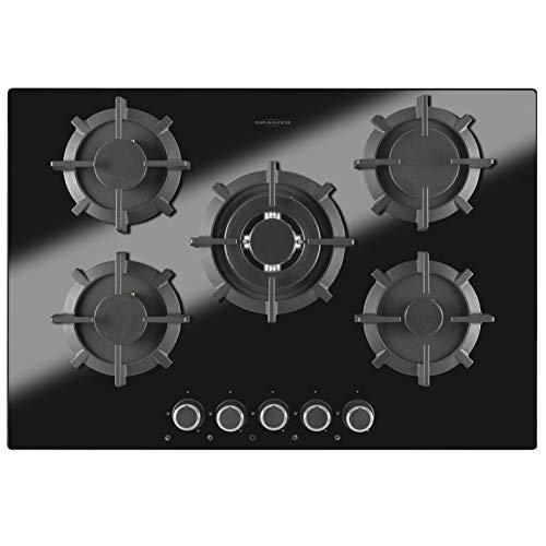Oranier GKH 2784-2784 15 Glaskeramik Gaskochfeld autark