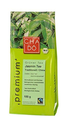 Cha-Do Fairtrade Jasmin Tee China, 100 g