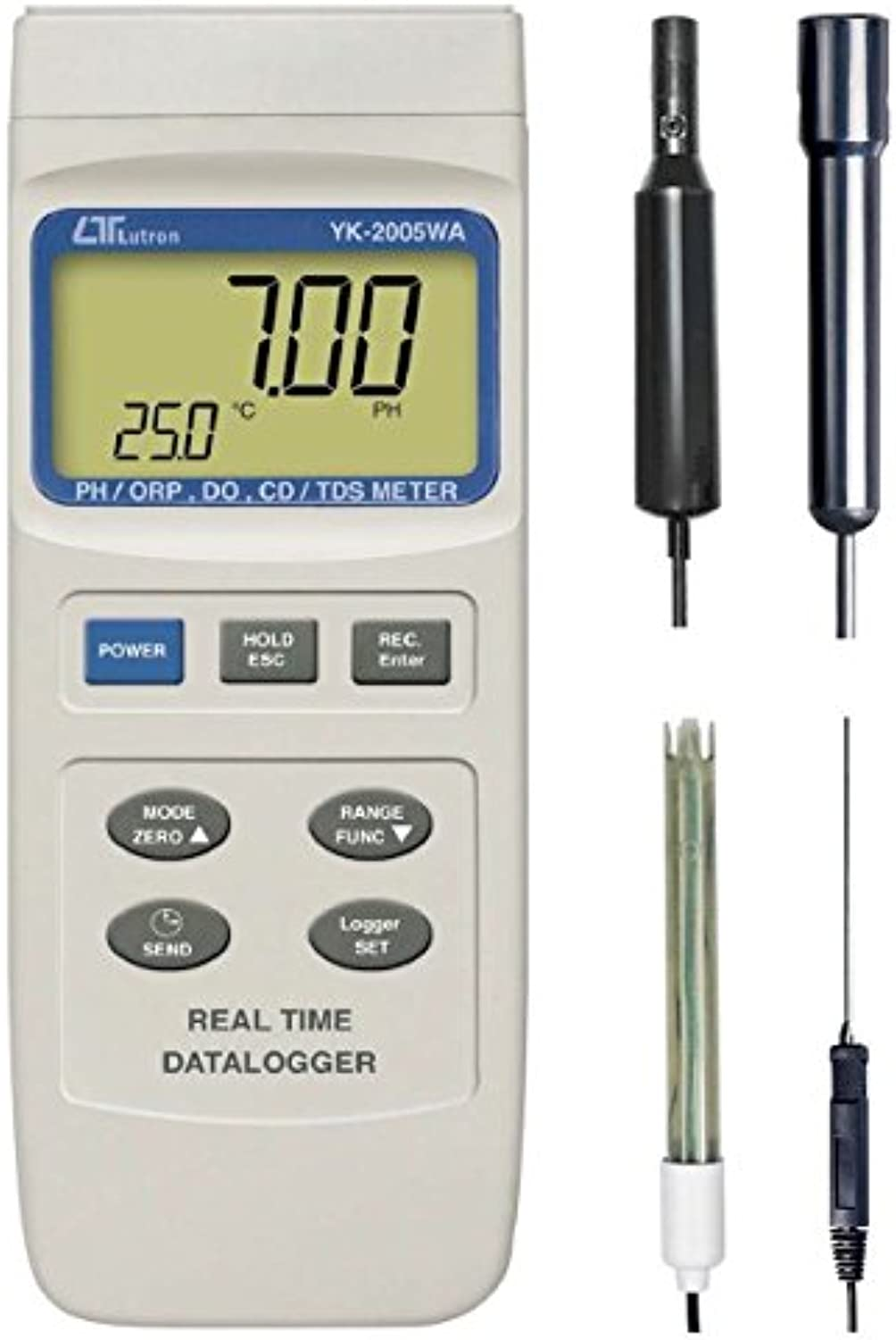 MEASURING DEVICE (OXYGEN, OH, ORP, O2, REDOX, TDS, EC, CONDUCTANCE) 200mS SA3