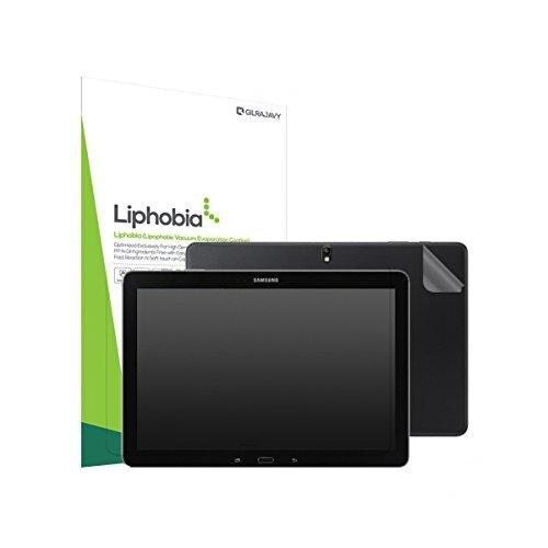 Great Deal! New full cover Liphobia Galaxy Tab pro 12.2 screen guard 1p+rear film 2p Hi