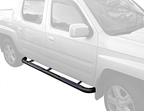 ridgeline running boards - 6