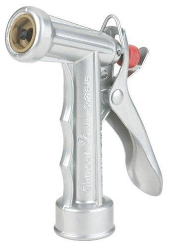 Gilmour 297291 805642-1001 Mid-Size Zinc Pistol, Junior Legal (5' X 8')