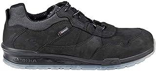 Cofra 78620-000.W44 - Zapatos de Seguridad (Talla 44, S3, SRC, Color Negro