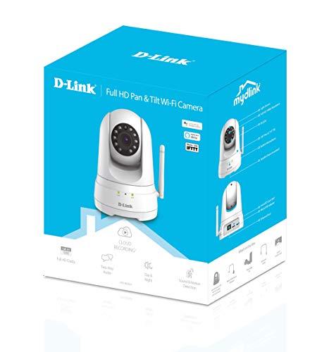 D-Link DCS-8525LH confezione
