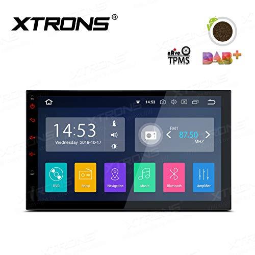 GRATIS C/ámara trasera 7 pulgadas Pantalla t/áctil 2G-RAM Support split screen apps//DAB+//GPS//WIFI//Bluetooth//Moirror Link//Volante//3G|4G 2 Din Autoradio Android 7.1 Universal Radio Estereo Navegaci/ón
