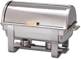 Winware C-5080 Chafer, 8 quart, Stainless Steel