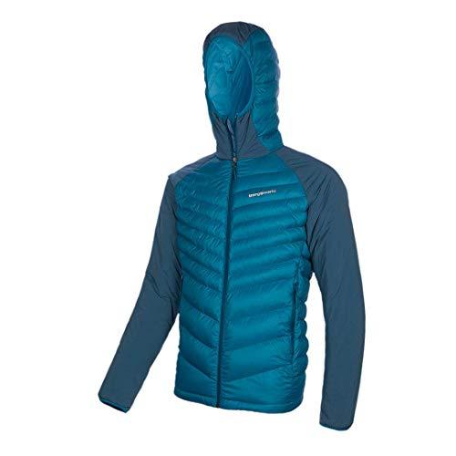 Trangoworld COVES Chaqueta, Hombre, Azul mar, M