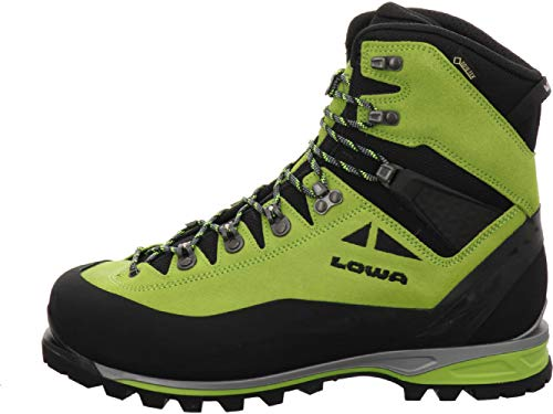 Lowa Alpine Expert GTX - Lime/Black