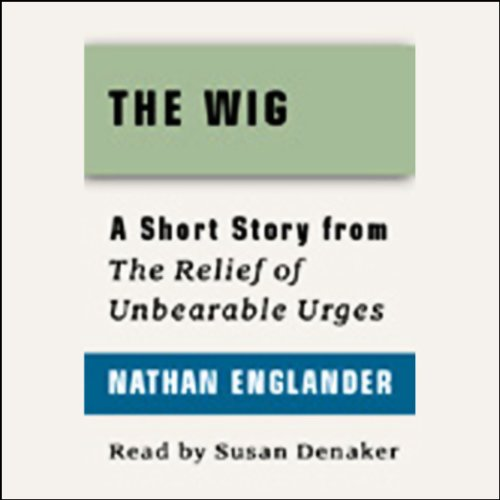 The Wig audiobook cover art