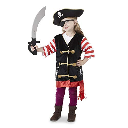 Melissa & Doug 14848 - Costume de Pirate