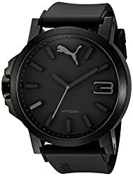 Why And How to Buy The Perfect Watch For Boyfriend - PUMA Men's PU102941001 Ultrasize Analog Display Sport Watch