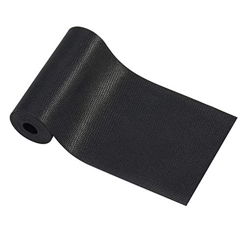 """Nylon Fabric Repair Tape 2.4""""X60"""", Invisible Waterproof Tenacious Adherence Tape Iron-on Patch for Jeans Pizex Tent (Black)"""