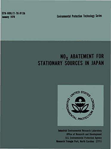 NOx Abatement for Stationary Sources in Japan (English Edition)