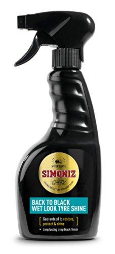 Simoniz sapp0073a Back to Black Wet Look Reifen Glanz, 500ml