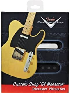 Best fender nocaster pickups Reviews