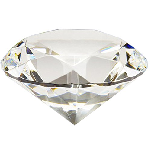 40mm Kristall Glas Diamant,Kristallglas Deko,Für Hochzeitsgeschenke Home Decoration