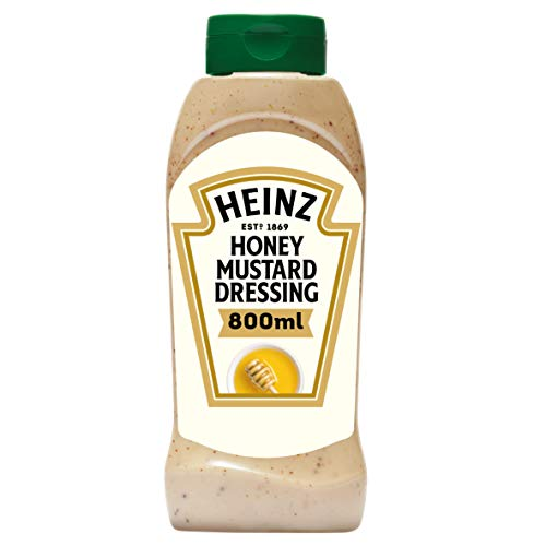 Heinz Miel Mostaza Dressing 850 g