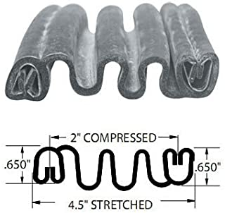 Slider to Shell Accordion Boot Rubber - 10 ft