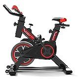 Bicicleta de Spinning Bicicleta Indoor de Volante de Inercia Ultra...
