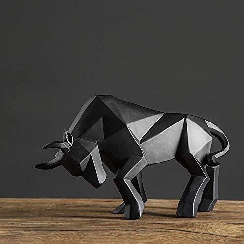estatua toro de la marca LKXZYX