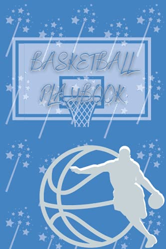 Basketball Playbook: Lined notebook gift for Orlando Magic fans, or people that love basketball.