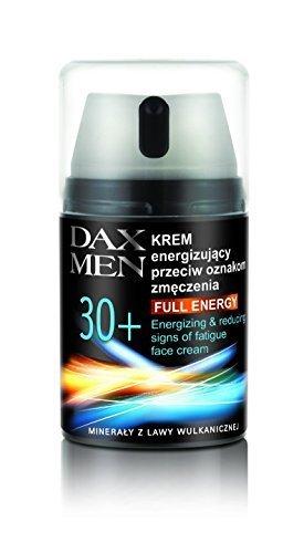 DAX Cosmetics tout d'énergie 30 + énergisant & Réduire la fatigue Crème pour le visage UVA/UVB 50 ml/1.7 fl. oz