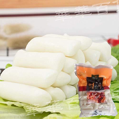 ミノン トッポキ 500g 年? ??? 餅春雨 年?条 米加工品 韓国産