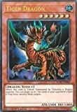 Yu-Gi-Oh! Tiger Dragon - LCKC-EN069 - Ultra Rare - 1st Edition - Legendary Collection Kaiba Mega Pack (1st Edition)