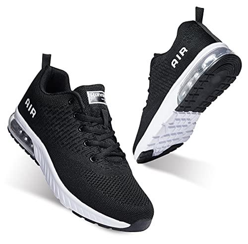 Kobiety mężczyźni buty do biegania sportowe trampki poduszka powietrzna amortyzująca codzienne chodzenie siłownia jogging fitness sportowe trampki