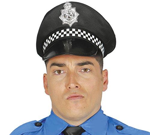Guirca- Gorra Policía local, u (13711.0)