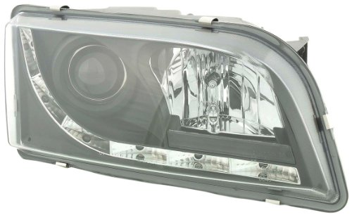 FK Automotive FKFSVV010011 Daylight Koplamp Zwart