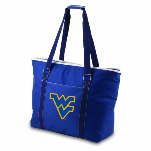 PICNIC TIME NCAA Tahoe Extra Large Sac Isotherme, Noir, Homme, West Virginia Mountaineers