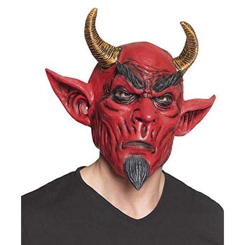 Boland 97571 - Maschera da Diavolo, Multicolore