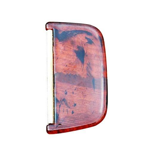 Männlicher Gott Mini Tragbare Flusenentferner Wäsche Reinigungswerkzeuge Haarballschneider Manuelle Pelletschneidemaschine Epilierer Pullover Kleiderrasierer (Color : B)
