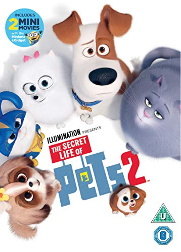 The Secret Life of Pets 2 [DVD] [2019]