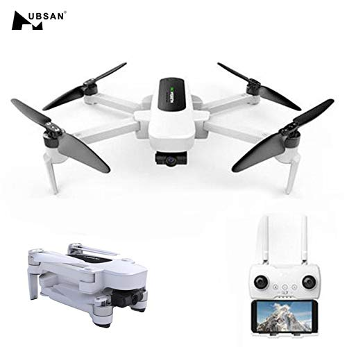 NA Hubsan H117S Zino GPS 5G WiFi 1KM FPV mit 4K UHD Kamera 3-Achsen Gimbal RC Drone Quadcopter U.S. regulations