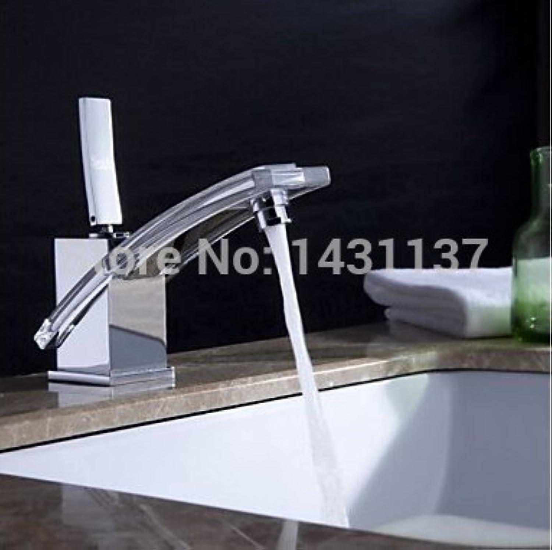 Maifeini Hochwertige Moderne Stil Zeigt Deutlich Die Kupfer Material Einhebelsteuerung Hei Und Cold-Basin Spülbecken Mischbatterien