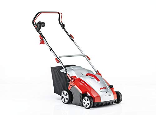 AL-KO Elektro-Vertikutierer Combi Care 36 E Comfort (36 cm Arbeitsbreite, 1500 Watt Motorleistung, Arbeitstiefe zentral verstellbar, inkl. Vertikutierwalze, Lüfterwalze für Rasenflächen bis 800 m²)
