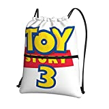 Toy Story bolsa de natación impermeable unisex mochila de gimnasio para deportes, escuela, viajes, estudiantes
