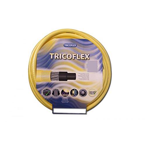 Tricoflex Gartenschlauch Wasserschlauch PVC gelb, 1/2
