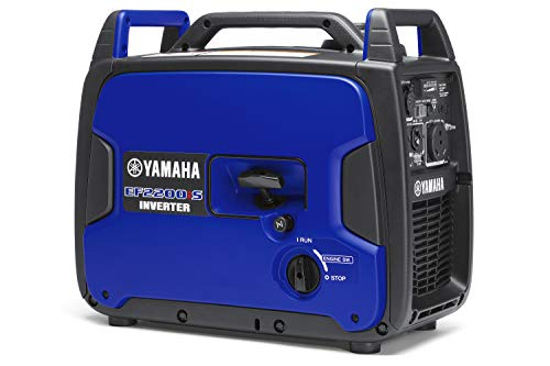 Yamaha EF2200iS Inverter Generator 2200 Watts Blue