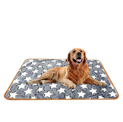 Hundedecke Kuscheldecke,Katzendecke mit Pfoten,Waschbare Hundedecke,Liegedecke für Hunde,Teppich Waschbar Haustiere,Decke Hund,Flauschige Haustierdecke